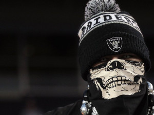 ... are 3.5-point favorites on the road against the Oakland Raiders