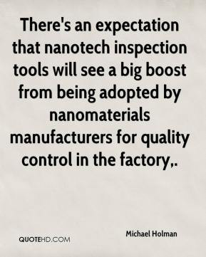 Quotes About Quality Control