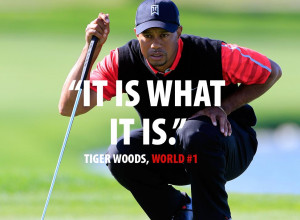 Tiger Woods Nike Quotes