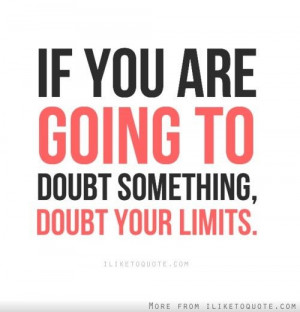 Industry Tips - How to get over self doubt. - NoHoArtsDistrict.com