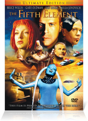 The Fifth Element - Film Poster