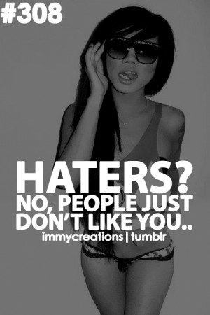 haters words swag notes like quotes swag quotes swag quotes tumblr