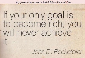 Financial Planning Quotes, Purpose of Accumulation, Money Quotes, John ...