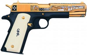 General George S. Patton, Jr. Tribute Colt .45 Pistol