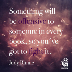 judy blume quote sheets free