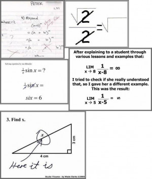 math quotes | Funny math quotes