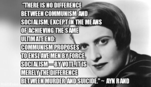 ayn rand quote tags ayn rand socialism communism rating 4