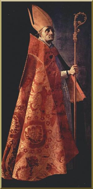 Saint Quote: Saint Ambrose of Milan