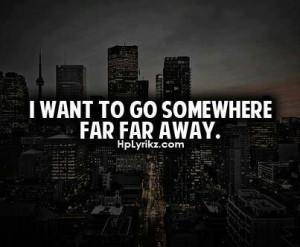 Somewhere Far, Far Away