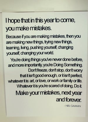 ... : Home › Quotes › A perfect quote for the first day of school