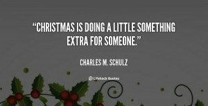 Charles M Schulz Quotes