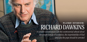 Atheist Richard Dawkins Tells Playboy: We Are 'Apes,' Evidence for ...