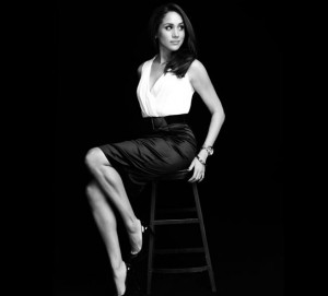 Meghan Markle - Suits' Rachel Zane