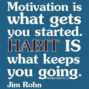 Self improvement quotes habit quotes motivation quotes jim rohn quotes