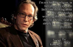 Lawrence Krauss on A Universe From Nothing