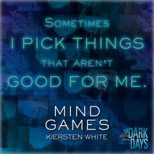 Media   Mind Games Quote