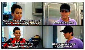 scott quotes. kardashian funny.
