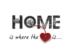 july 2012 home is where the heart is home what is home a house ...