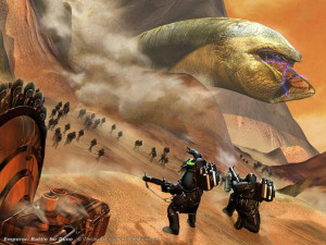 Emperor Patch 1.09 download - Emperor: Battle for Dune Game