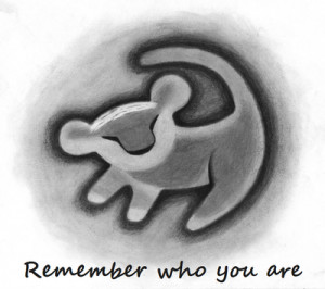 Lion King Remember Who You Are Quotes