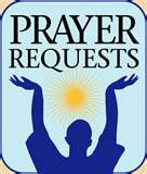 ... the power of prayer if you or someone you know is in need of prayers