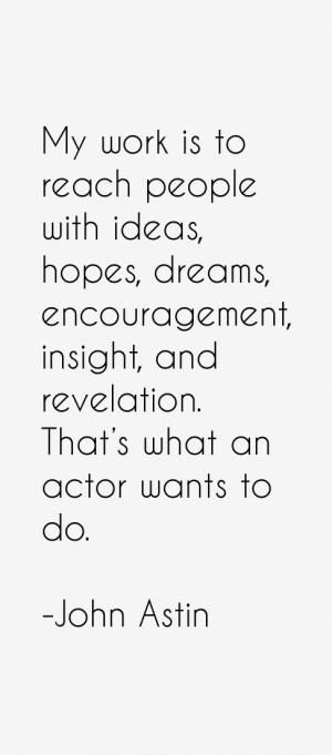 John Astin Quotes & Sayings