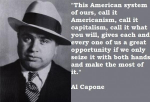 Al capone famous quotes 1