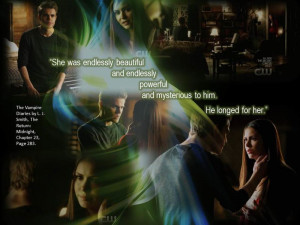 The Vampire diaries quotes from book the murder of one.jpg