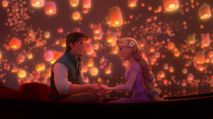 ... at once everything is different now that i see you rapunzel and eugene