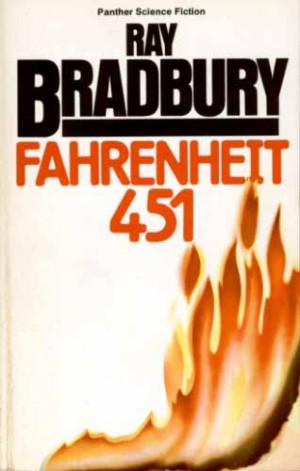 ai lu : Fahrenheit 451, de Ray Bradbury