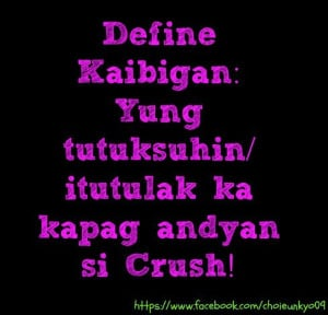 Pacute Kaibigan Quotes | Friends Quotes | pacute.com