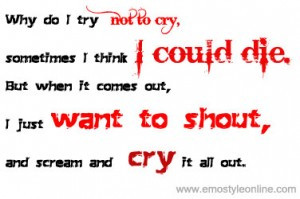 ... emo new emo quotes and tagged beauiful emo quotes best emo images best