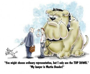 Personalized Lawyer Cartoons - A Perfect Gift