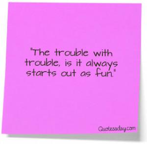 Quotable quotes...