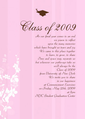 FREE wedding invitation graduation announcement diy templates - Salon ...