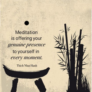 Thich Nhat Hanh #quote   Repinned by Melissa K. Nicholson, LMSW www ...