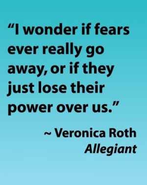 picture fear quotes