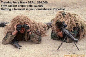 Funny Navy Quotes Seal quote of the week.