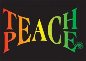 Teach #Peace