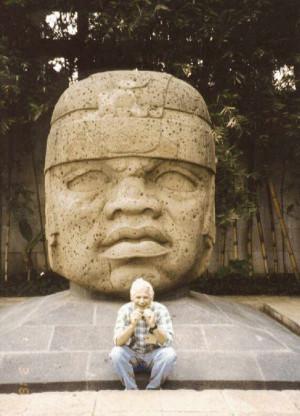 Thread: Olmec head appreciation thread