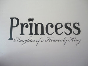 Pink and Black Princess Girl Baby Nursery Reveal