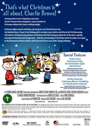 Charlie Brown Christmas Quotes