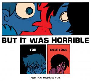 Thread: Scott Pilgrim and Knives Chau Vs. Finn the Human and Marceline ...