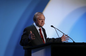 Harold Hamm , Continental Resources CEO, on whether he has ever ...