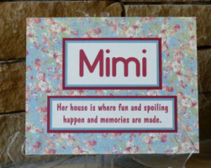 Popular items for mimi quote