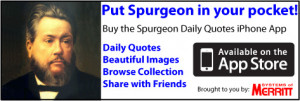 """Spurgeon on """"I Give Unto Thee Eternal Life"""" – Morning Readings ..."""