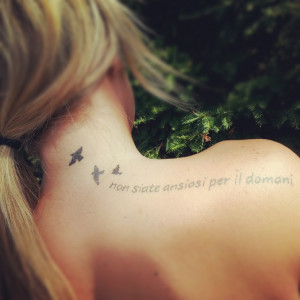 Love Sister Tattoo Quot Not...