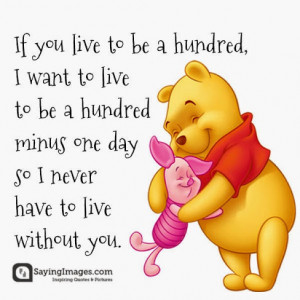 25 Inspiring Winnie The Pooh Quotes & Pictures