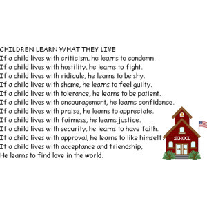 Quotes And Sayings About School #1