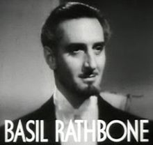 Basil Rathbone Quote